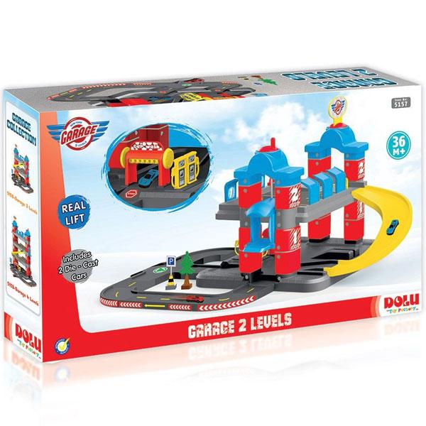 Auto garaža Dolu 051578 - ODDO igračke