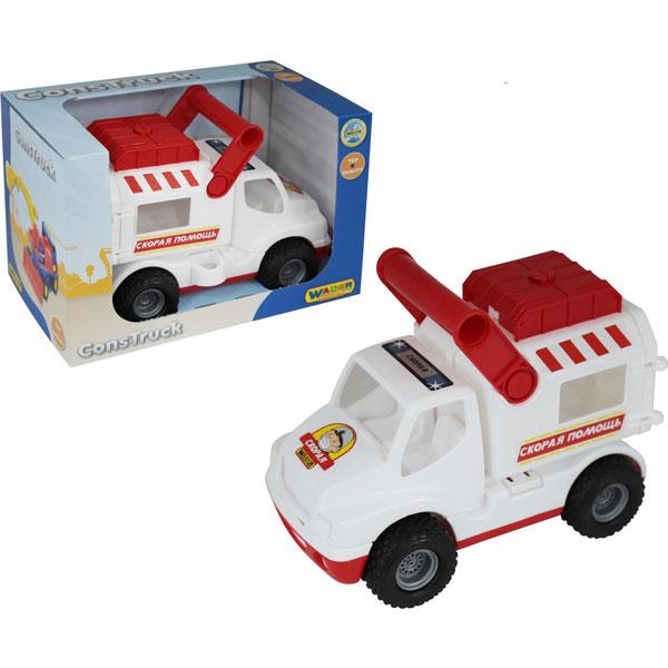 Ambulantni Auto U Kutiji 41913 - ODDO igračke