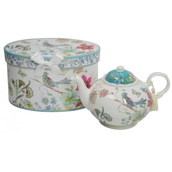 Keramički čajnik u ukrasnoj kutiji 52965 - ODDO igračke