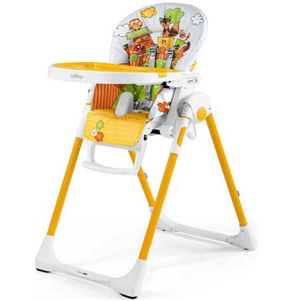 Stolica za Hranjenje Prima Pappa Zero 3 Fox & Friends P3510041581 - ODDO igračke