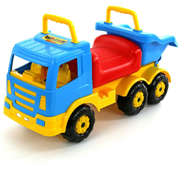 Kamion Guralica Crveno-Plavi 17/6614 - ODDO igračke