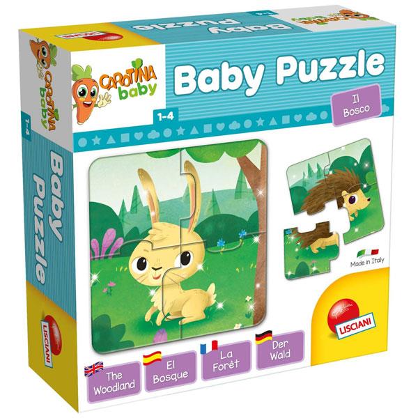 Salgalica CAROTINA BABY PUZZLE suma 65417 - ODDO igračke