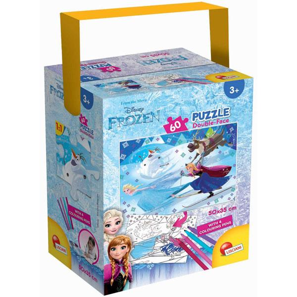 Slagalice 60pcs 35x50 Frozen 65264 - ODDO igračke