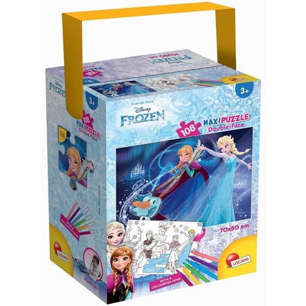 Slagalica MAXI 108pcs Frozen 65271 - ODDO igračke