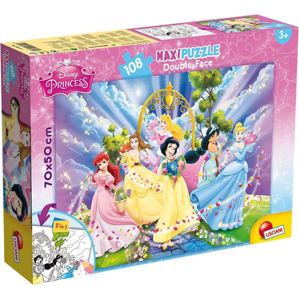 Slagalica Lisciani 35pcs Maxi Princess 66704 - ODDO igračke