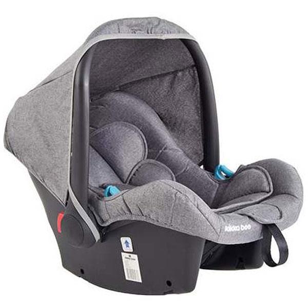 Auto Sedište za decu od 0-13kg Bali Grey Melange 31002020029 - ODDO igračke