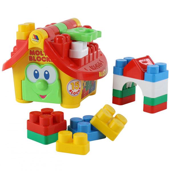 Kucica I Kocke Polesie 9646 - ODDO igračke