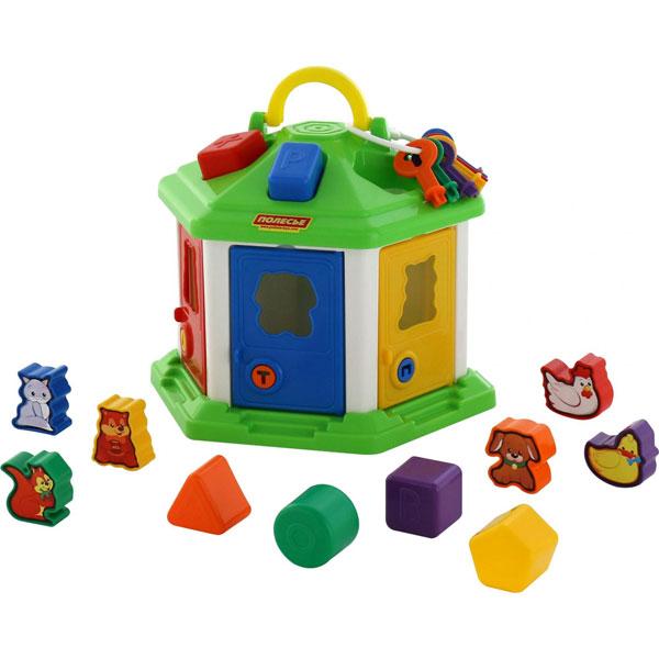 Kucica Sa Oblicima 62307 - ODDO igračke