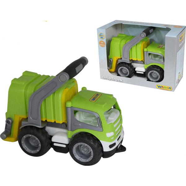Djubretarac U Kutiji Zeleni Polesie 37459 - ODDO igračke