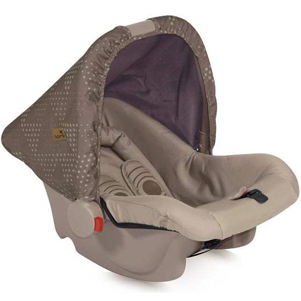 Auto sedište za decu od 0-10kg Bodyguard Beige Star 10070131731 - ODDO igračke