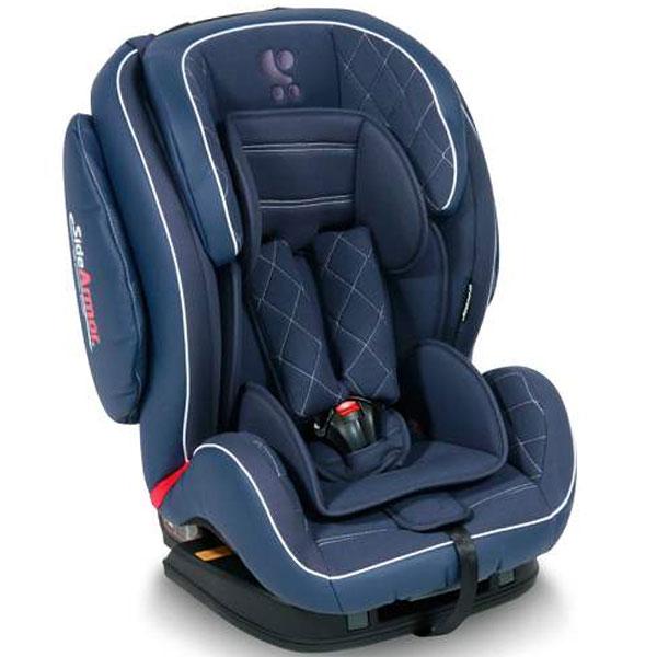 Auto Sedište za decu 9-36 Mars Isofix Dark Blue Leather 10071071769 - ODDO igračke