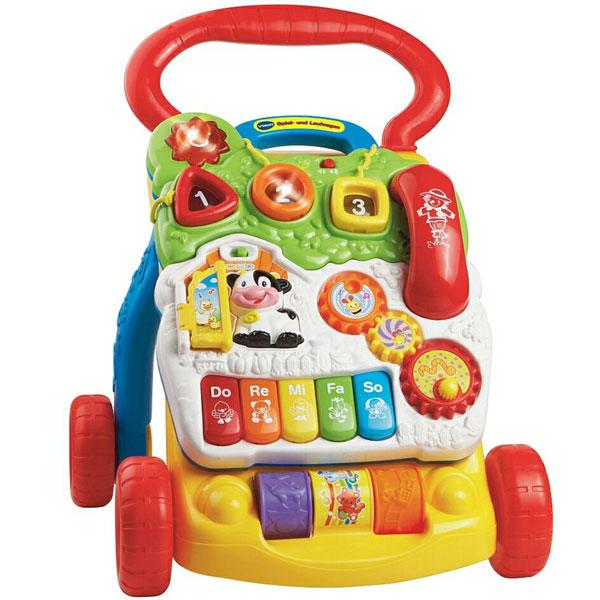 Guralica sa Zvukovima za Prohodavanje 80-061763 - ODDO igračke