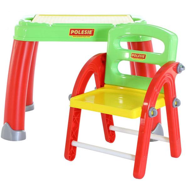 Sto I Stolica Polesie 43023 - ODDO igračke