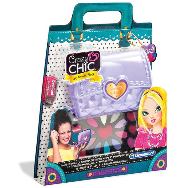 Šminka set Tašnica Crazy Chic CL15959 - ODDO igračke