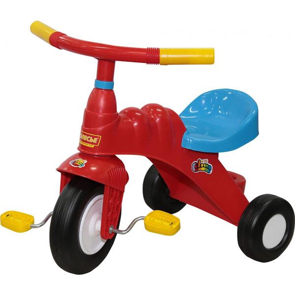 Tricikl Crveni Polesie 46185 - ODDO igračke