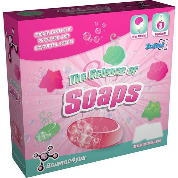 Nauka o sapunima Science4you SC607071 - ODDO igračke