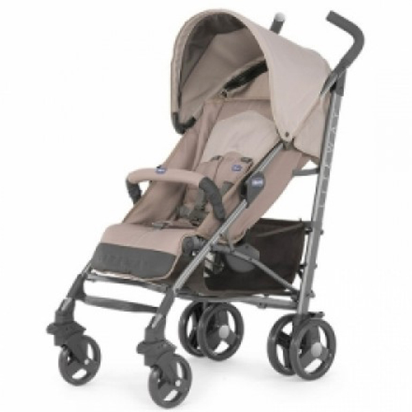 Chicco kolica za bebe Liteway 2 Top Sand, bež 5020685 - ODDO igračke
