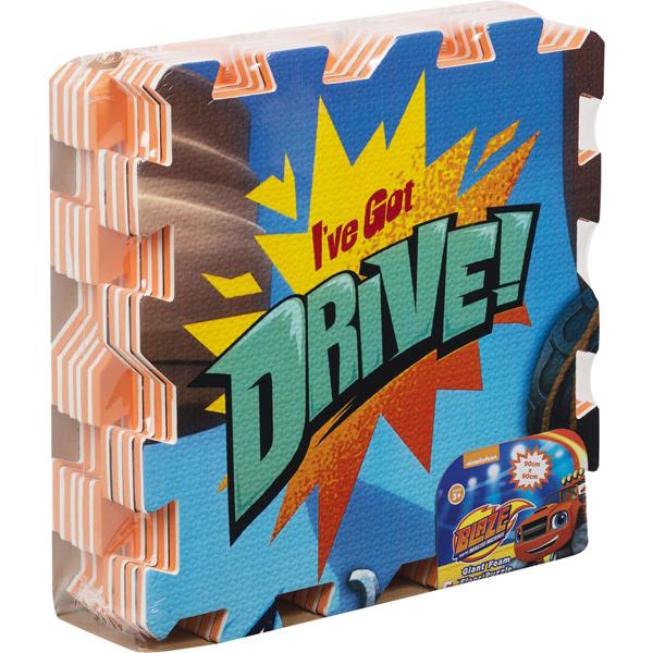 Podna Puzzla Blaze 90x90cm 5598 - ODDO igračke