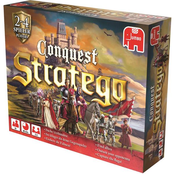 Drustvena igra Stratego Conquest 18152 - ODDO igračke
