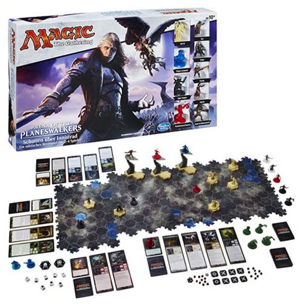 Drustvena igra Magic The Gathering  NEMAČKI JEZIK 37961 - ODDO igračke