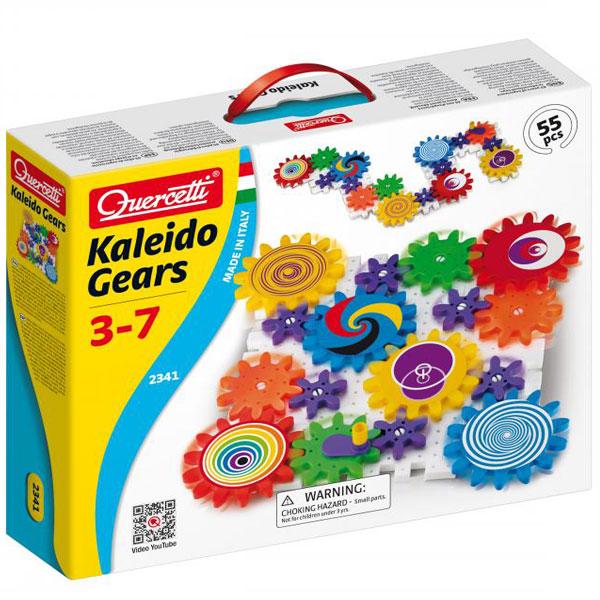 Quercetti Fanta Color Konstruktor Zupčanici 2341 - ODDO igračke