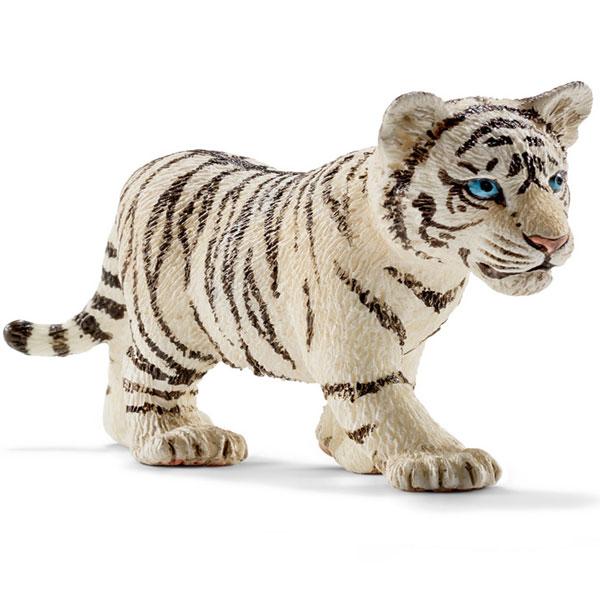 Schleich Mladunče tigra, belo 14732 - ODDO igračke