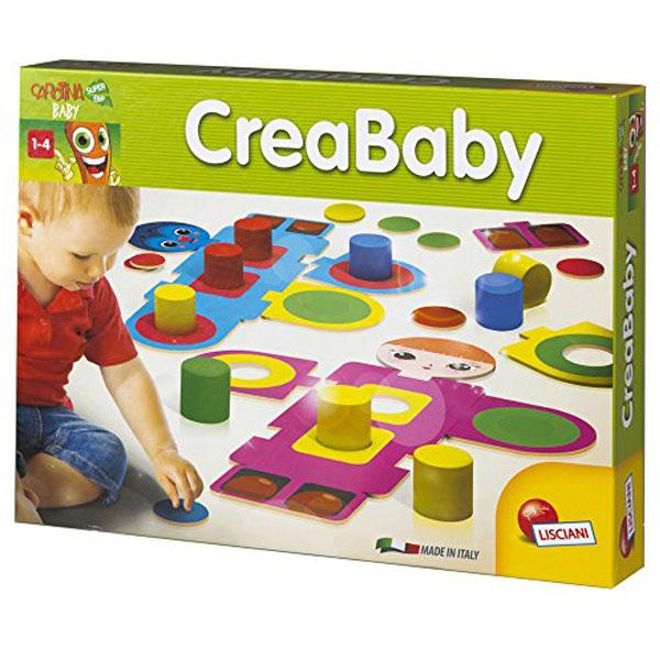 Edukativni set baby kreator Lisciani 47451 - ODDO igračke