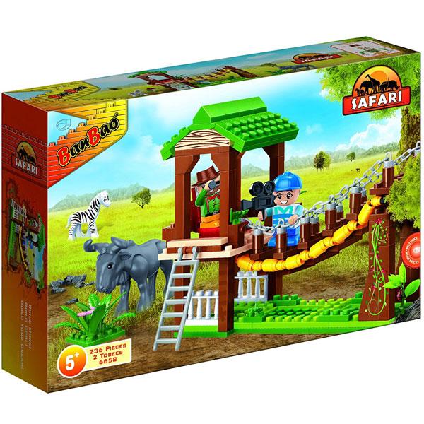 BanBao Safari izvidnica 6658 - ODDO igračke