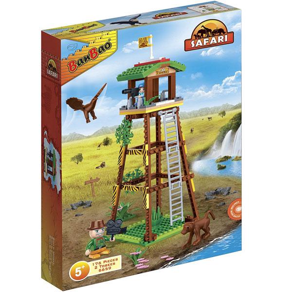 BanBao Safari izvidnica velika 6659 - ODDO igračke