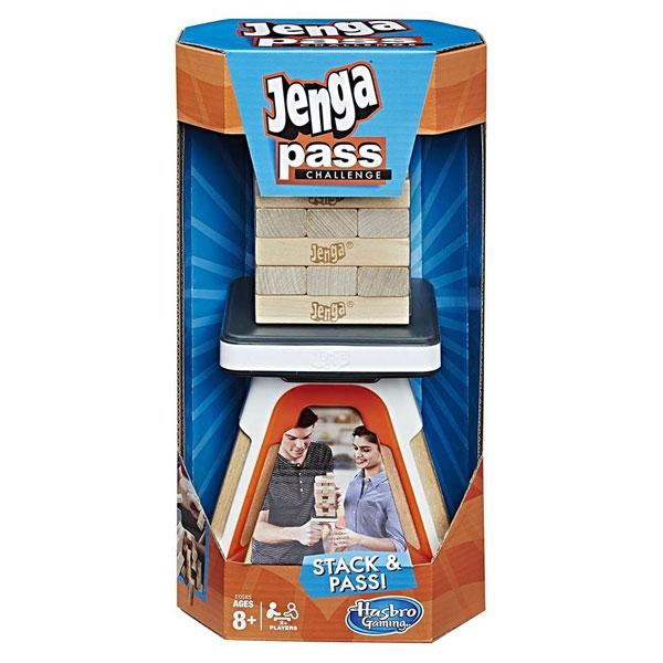 Društvena Igra Jenga Pass E0585 - ODDO igračke