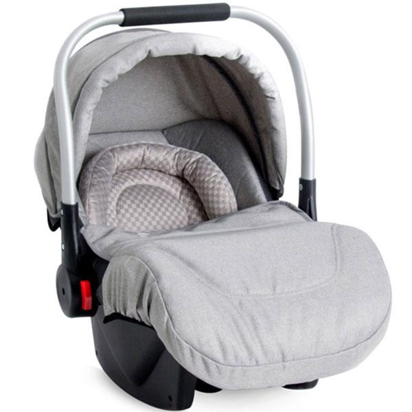 Auto sedište za decu od 0-13kg Delta Grey 0-13kg 10071051737 - ODDO igračke