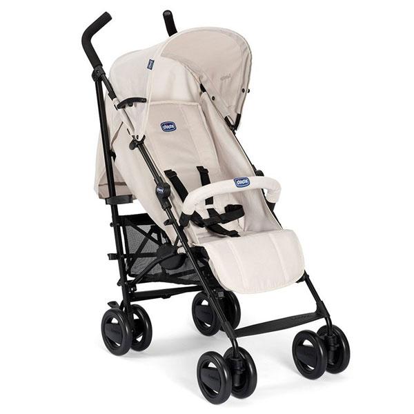 Chicco kolica za bebe London up sa prečkom Sandshell 5020686 - ODDO igračke