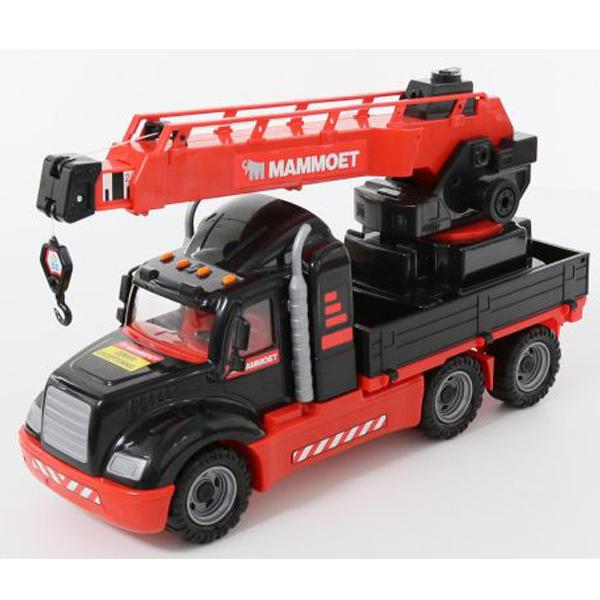 Kamion dizalica 17/56771 - ODDO igračke