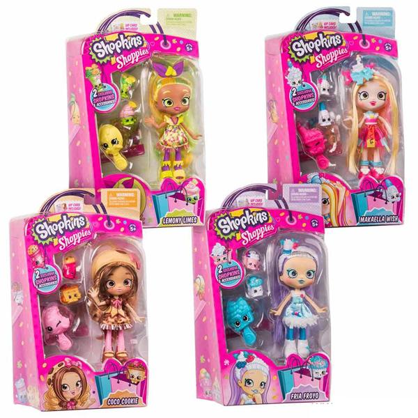 Shopkins Shoppies lutka asst ME56706       - ODDO igračke