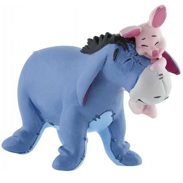 Bully Magare sa Prasetom Winnie The Pooh 12324 C - ODDO igračke
