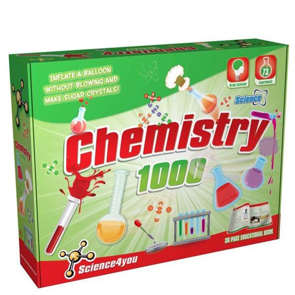 Hemija Science 4 You 1000 SC391710      - ODDO igračke