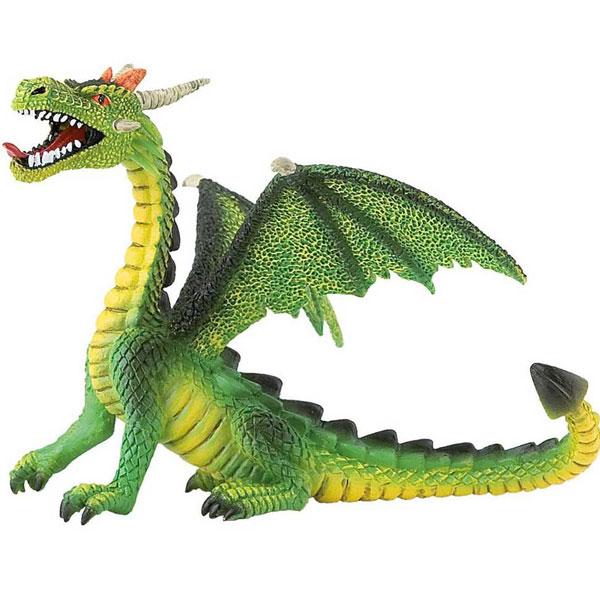 Bully Zmaj Zeleni 75593 d - ODDO igračke