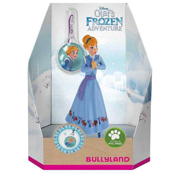 Bully Anna (Figurica + Privezak) Olafs Frozen Adventure 13431 - ODDO igračke