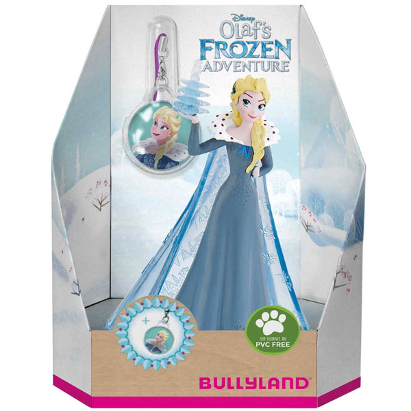 Bully Elsa (Figurica + Privezak) Olafs Frozen Adventure 13430 - ODDO igračke