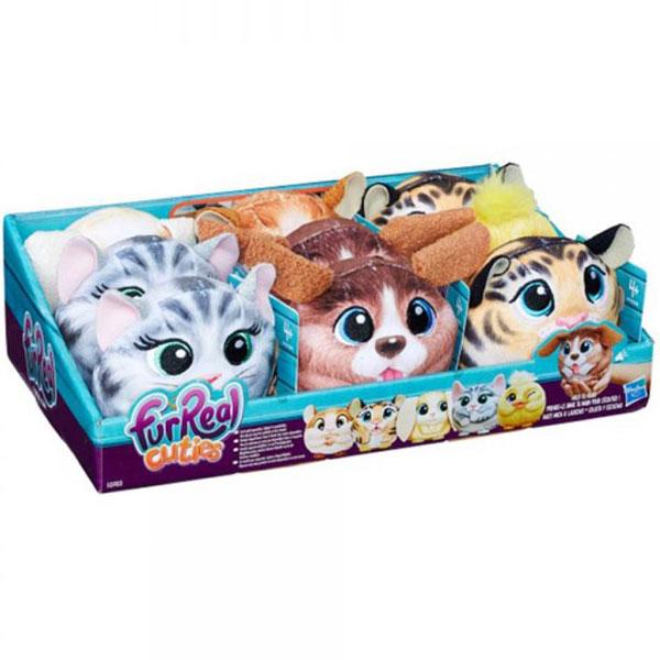 FurReal Cuties pliš E0783 - ODDO igračke