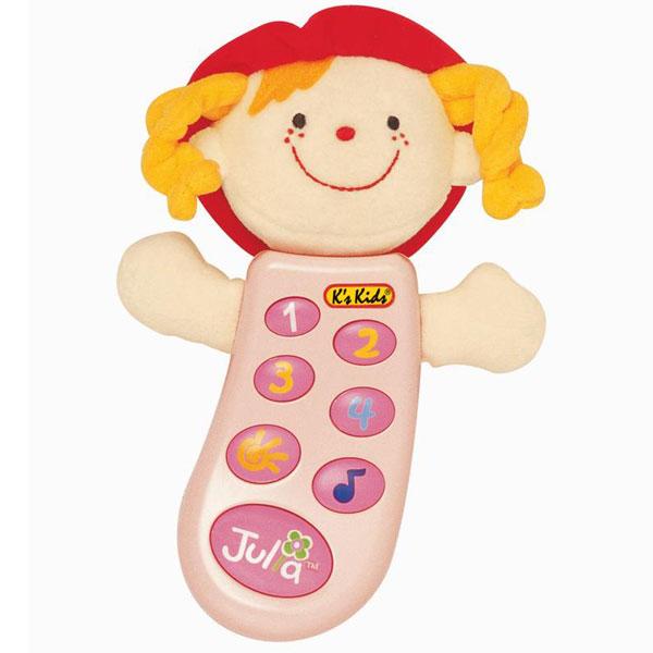 Telefon na baterije Julia KA10301-GB - ODDO igračke