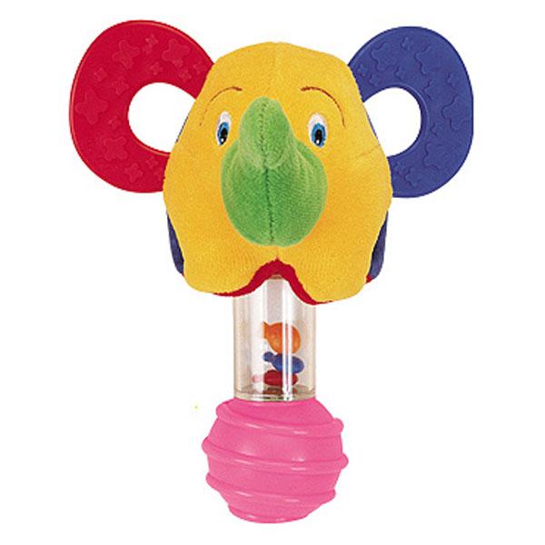 Glodalica, zvečka Veselo slonče KA10355 - ODDO igračke