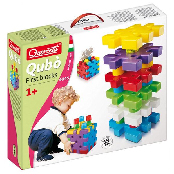 Quercetti Qubo Prve Kocke 4045 - ODDO igračke