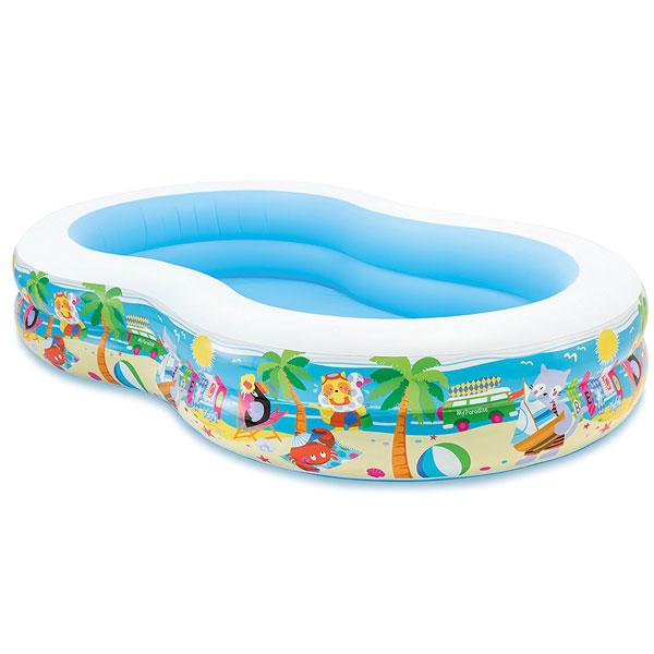 Dečiji Bazen Intex Swim Center Paradise 14/56490NPI - ODDO igračke