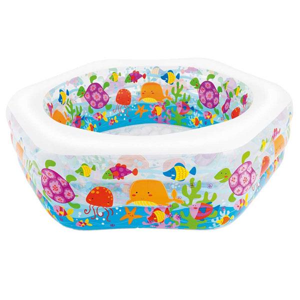 Dečiji Bazen Intex Ocean Reef 14/56493NPI - ODDO igračke
