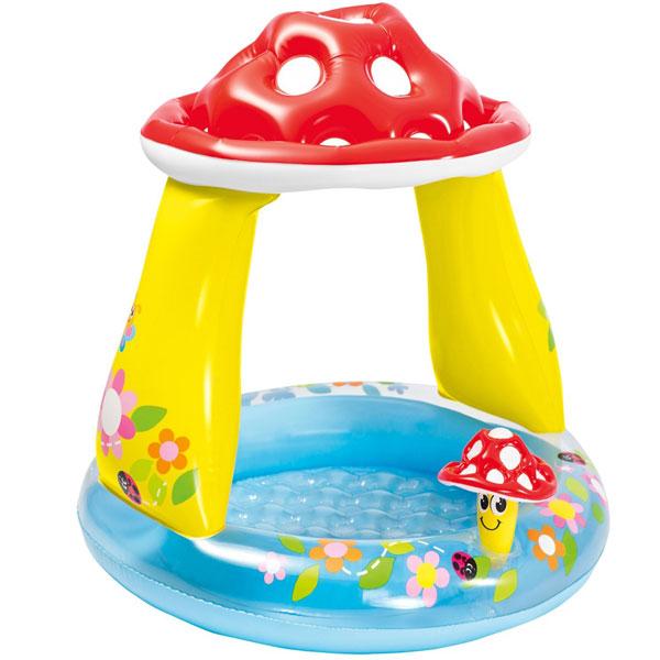 Dečiji Bazen Intex Baby Pečurka 14/57114NPI - ODDO igračke