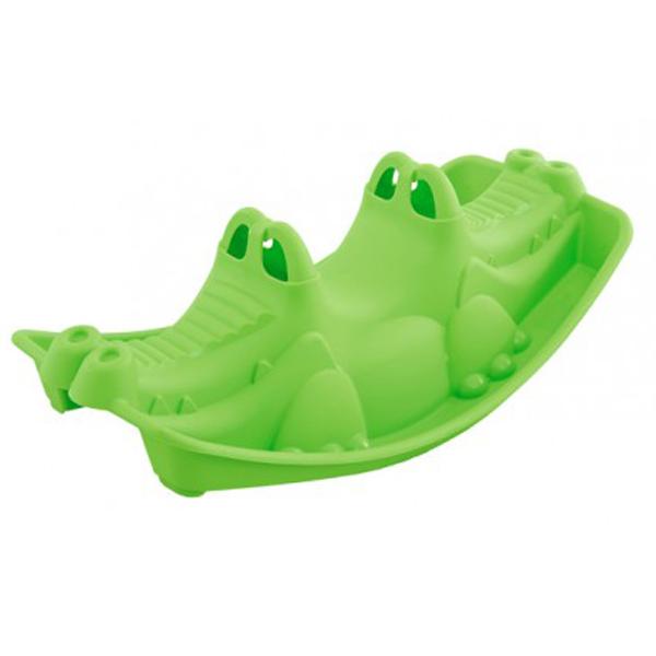 Klackalica krokodil Paradiso 101x46x33cm 2319 - ODDO igračke