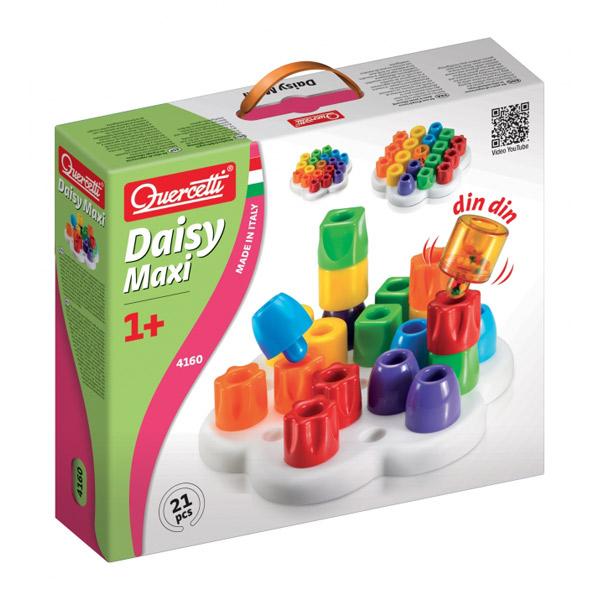 QUERCETTI Cvet maxi - Slagalica za bebe 4160 - ODDO igračke