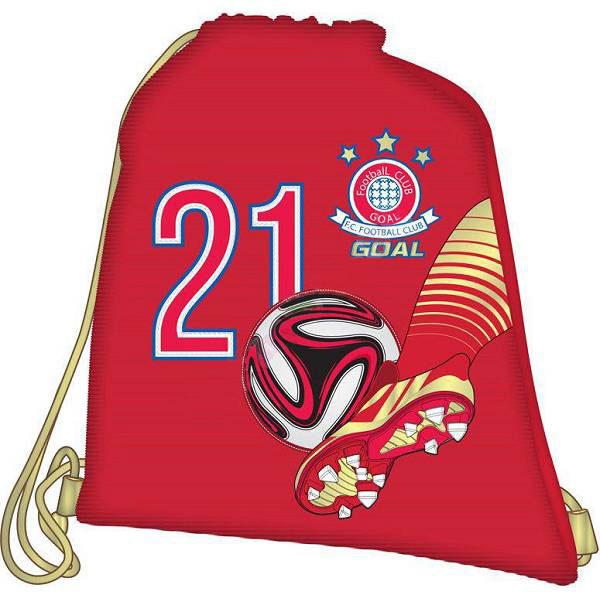 Torba za patike Goal red Target 17238 - ODDO igračke