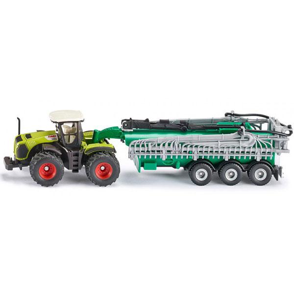 Siku Traktor sa cisternom za đubrivo 1827 - ODDO igračke